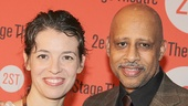 The Happiest Song Plays Last - OP - Opening Night - Quiara Alegría Hudes - Ruben Santiago-Hudson - 3/14