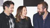 James Franco, Leighton Meester & Chris O'Dowd