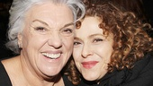 Mama Roses unite! Gypsy alums Tyne Daly and Bernadette Peters catch up.