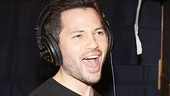 If/Then's Jason Tam wails in the studio.