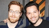 Anthony Rapp & Jason Tam.