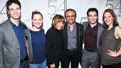 Beautiful stars Jake Epstein, Anika Larsen, Jarrod Spector and Jessie Mueller rally around legendary songwriters Cynthia Weil and Barry Mann. Hear their songs in the new musical at the Stephen Sondheim Theatre!