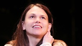 Sutton Foster as Violet in Violet