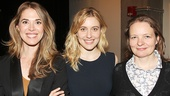 The Village Bike - Meet the Press - OP - 4/14 - Lucy Owen - Greta Gerwig - Cara Seymour