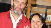 The Last Ship - Meet & Greet - OP - 4/14 - Jimmy Nail - Sally Ann Triplett