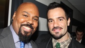 Meet the Nominees – OP – 4/14 – James Monroe Iglehart – Ramin Karimloo
