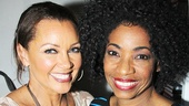 After Midnight special guest star Vanessa Williams and Tony nominee Adriane Lenox.