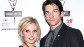 Orfeh steps out with her husband, Rocky star and newly minted Tony nominee Andy Karl.