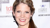 Tony-nominated star of The Bridges of Madison County, Kelli O'Hara.
