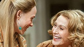 Kristen Bush as Anna Fitzgerald & Jan Maxwell as Hester Ferris in The City of Conversation