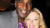 Norm Lewis catches up with his Little Mermaid pal Sherie Rene Scott.