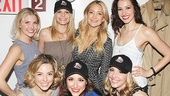 Amanda Kloots-Larsen - Bryn Dowling - Kate Hudson - Sarah Lin Johnson - Kim Faure - Beth Johnson Nicely - Brittany Marcin