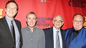 Just Jim Dale - Opening - OP - 6/14 - Aaron Gandy - Jim Dale - Richard Maltby, Jr. - Mark York
