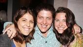 Just Jim Dale - Opening - OP - 6/14 - Sheryl Kaller - daughters - Tess and Tobey Zaretsky