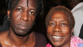 Holler If Ya Hear Me - Tupac's Birthday - Mom - Afeni Shakur - Backstage - OP - 6/14 - Saul Williams - Afeni Shakur