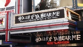 Holler If Ya Hear Me - Opening - OP - 6/14 - Holler