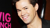 Here he is! New Hedwig and the Angry Inch star Andrew Rannells.