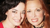 Gorgeous musical theater stars Laura Michelle Kelly and Carolee Carmello play mother and daughter in the show.