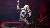 Andrew Rannells as Hedwig in Hedwig and the Angry Inch