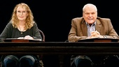 Mia Farrow & Brian Dennehy in Love Letters