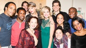 Beautiful: The Carole King Musical - Backstage - 12/14 -