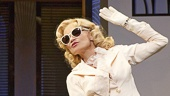 Kevin Ligon, Andy Taylor, Erica Mansfield & Kristin Chenoweth as Lily Garland in On the Twentieth Century