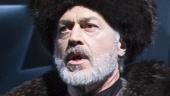 Tom Hewitt as Tonia Gromeko in Doctor Zhivago