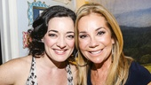 Finding Neverland - Backstage - 5/15 - Laura Michelle Kelly - Kathie Lee Gifford