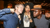 Hedwig and the Angry Inch - Meet and Greet - 6/15 -  John Cameron Mitchell - Rebecca Naomi Jones - Taye Diggs