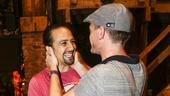 Hamilton - backstage - 8/15 -