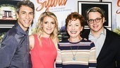 Syllvia - Meet the Press - 9/15 - Robert Sella, Annaleigh Ashford, Julie White and Matthew Broderick