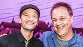 Something Rotten! - Backstage - 9/15 -  Karey Kirkpatrick - Neil Patrick Harris