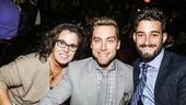 SPring Awakening - Opening - 9/15 - Rosie O'Donnell- Lance Bass- husband Michael Turchin