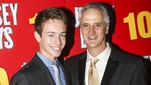 The Jersey Boys - 10th Anniversary - 11/15 - Mark Lotito with son Luca