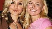 Photo Op - Legally Blonde CD Signing - Orfeh - Laura Bell Bendy