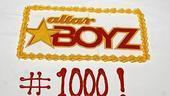 Photo Op - Altar Boyz 1000th Performance - cake