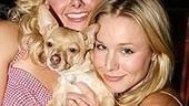 Photo Op - Kristen Bell at Legally Blonde - Laura Bell Bundy - Kristen Bell - Chico -1