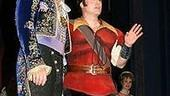 Photo Op - Beauty and the Beast Closing - cc - Steve Blanchard - Donny Osmond (quiets the crowd)