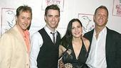 Photo Op - Beauty and the Beast Closing - Keith Fortner - Connor Gallagher - Ana Maria Andricain - Christopher DeAngelis