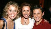 Photo Op - Beauty and the Beast Closing - Anne Van Cleave - Andrea McArdle - Nicolas King