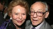 Photo Op - Grease Opening - wife - James Nederlander Sr.