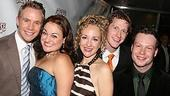 Photo Op - Grease Opening - Brian Sears - Christina Sivrich - Amber Stone - Jamison Scott - Kevein Quillon