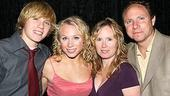 Photo Op - Grease Opening - Allison Fischer - family