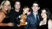 Photo Op - Grease Opening - Max Crumm - family
