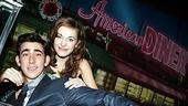 Photo Op - Grease Opening - Laura Osnes - Max Crumm - 4