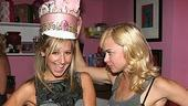 Photo Op - Ashley Tisdale at Legally Blonde - Ashley Tisdale - Laura Bell Bundy - 2