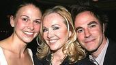 Photo Op - Young Frankenstein opens in Seattle - Sutton Foster - Susan Stroman - Roger Bart