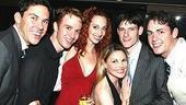 Photo Op - Young Frankenstein opens in Seattle - Jmaes Gray - Paul Castree - Kristin Marie Johnson - Heather Ayers - Brian Shepard - Barrett Martin