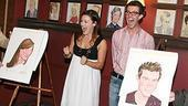 Photo Op - Ashley Brown &amp; Gavin Lee at Sardi&#39;s -  Ashley Brown - Gavin Lee - 1 