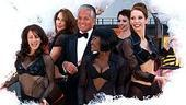 George Hamilton on GMA - group